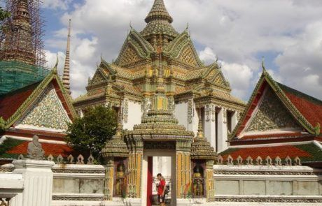 El gran palacio de Bangkok