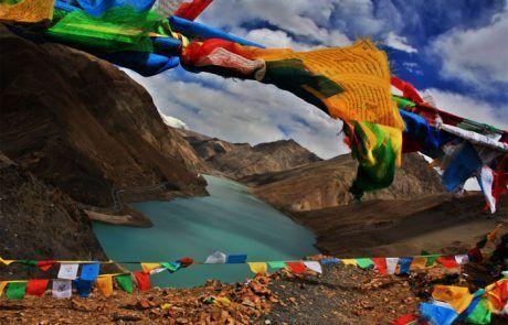 Viajar al Tíbet