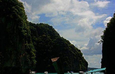 Snorkle en el tour de Koh Phi Phi