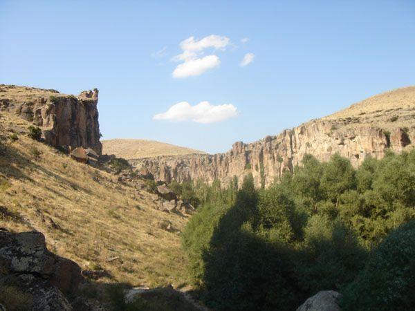 Valle de Ilhara - La Capadocia, Turquía