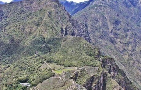 Espectacular vista de Machu Picchu desde Wayna Picchu