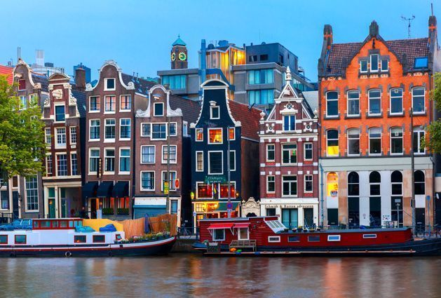 Viajar a Holanda