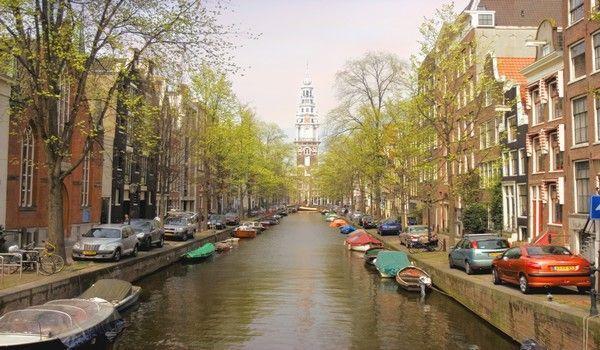 Fin de semana en Amsterdam