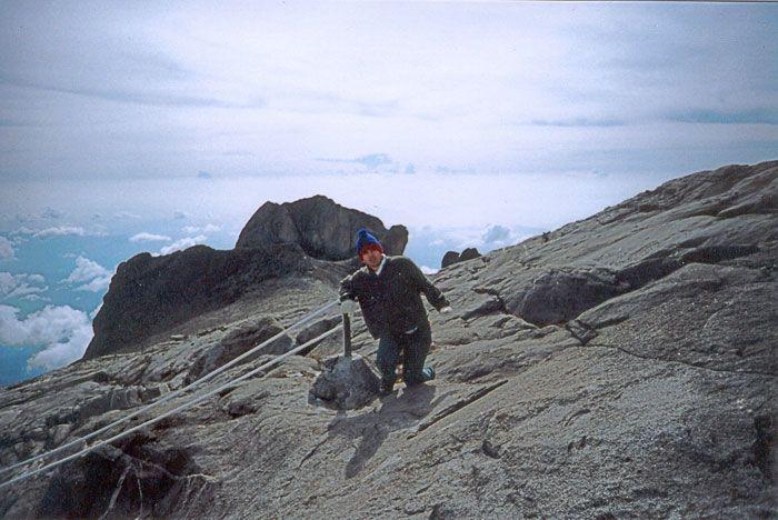 Trekking al Monte Kinabalu