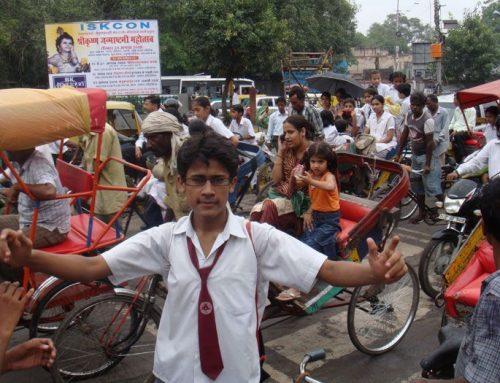 Comprar billetes de tren en Delhi