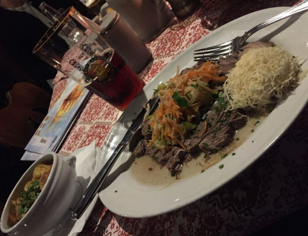 Los mejores restaurantes de Munich