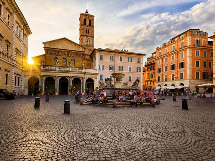 Basílica de Santa Maria in Trastevere