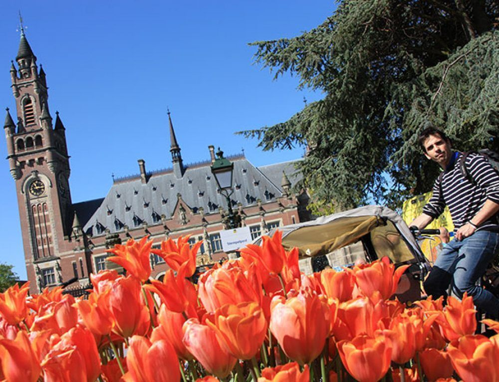 Ruta por la Haya y Delf en bicicleta