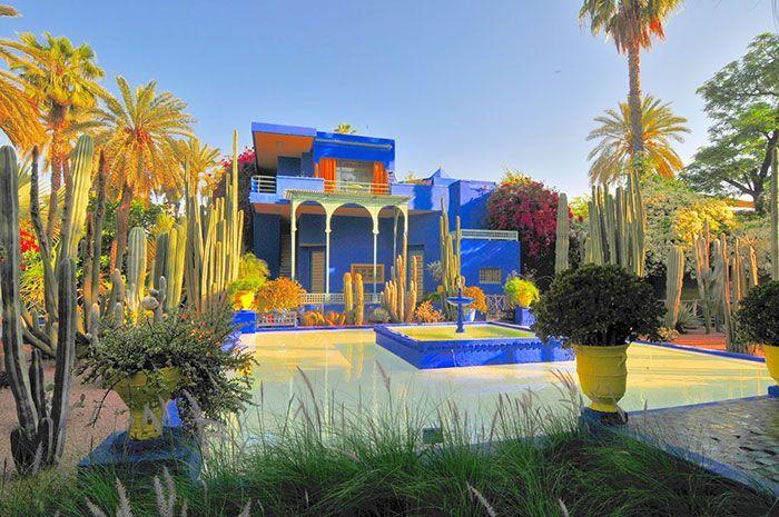 Los Jardines Marojelle de Marrakech