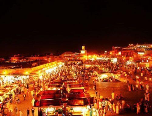 Los 5 lugares imprescindibles en Marrakech