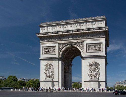 Ruta de un día en París