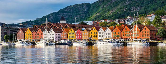 La encantadora Bergen