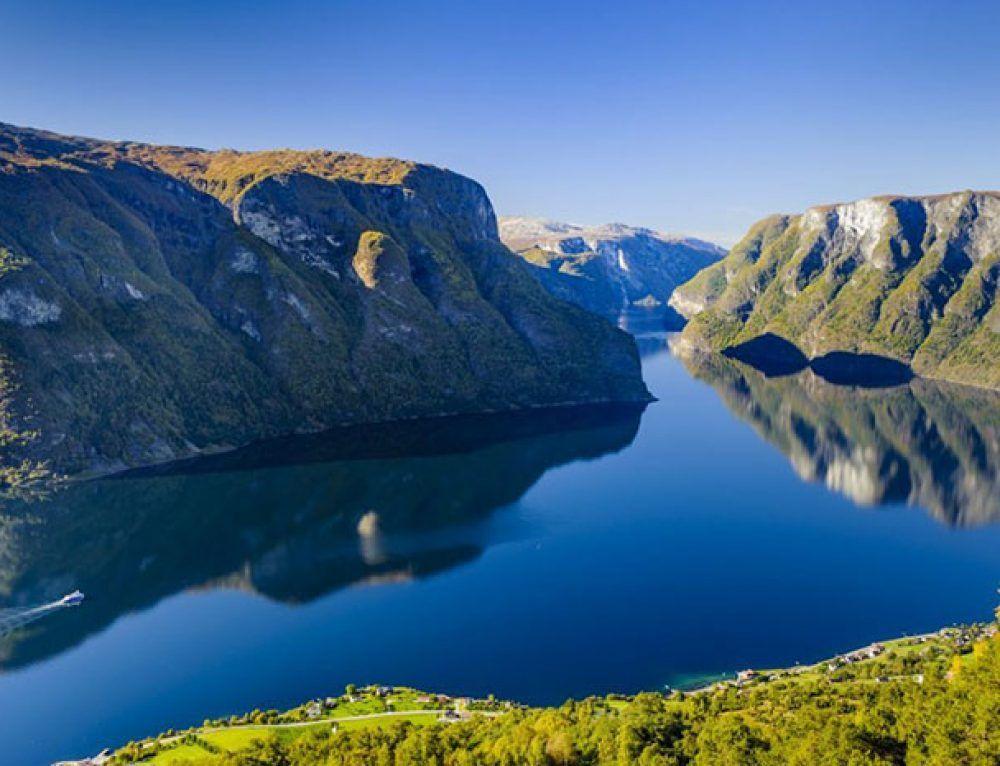 Crucero por los fiordos nórdicos