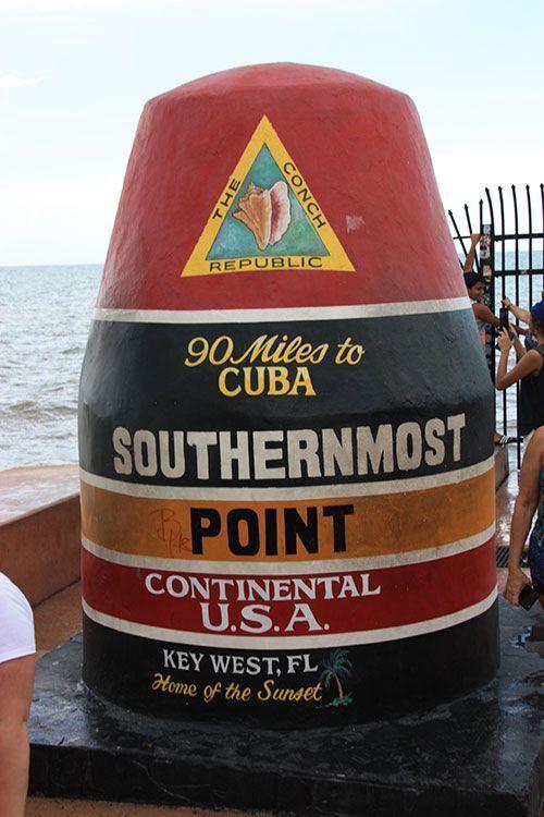 Cayo Hueso, el punto más cercano a Cuba
