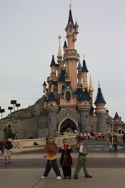 El Castillo a la vista
