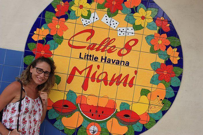 Calle 8 little habana