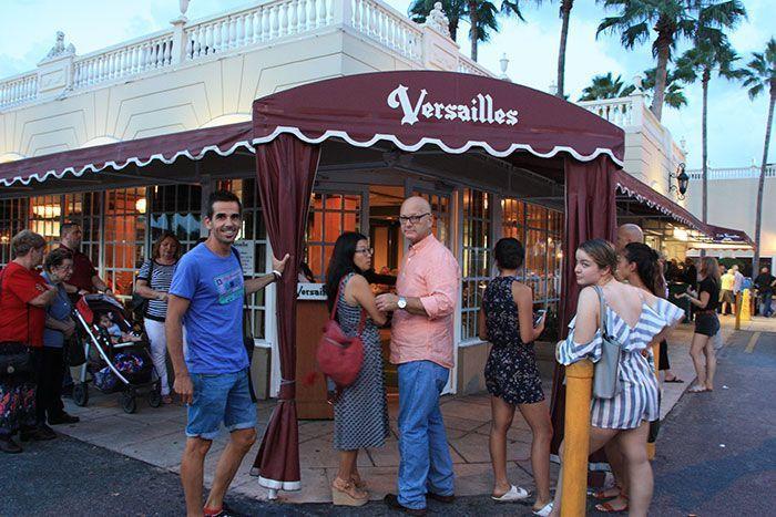 Versailles, genial restaurante cubano en little habana