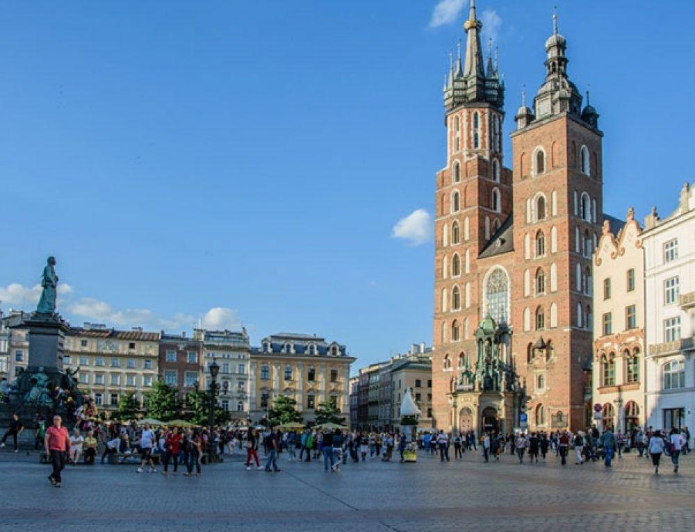 Qué ver en Cracovia en tres días