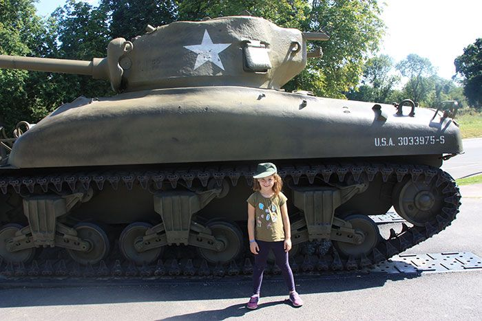 Tanques de la segunda guerra mundial
