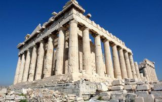 El Panteón de Atenas