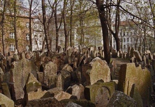 Barrio Judío: Cementerio Josefo