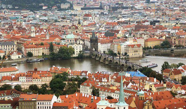 Staré Mesto: Casco antiguo de Praga